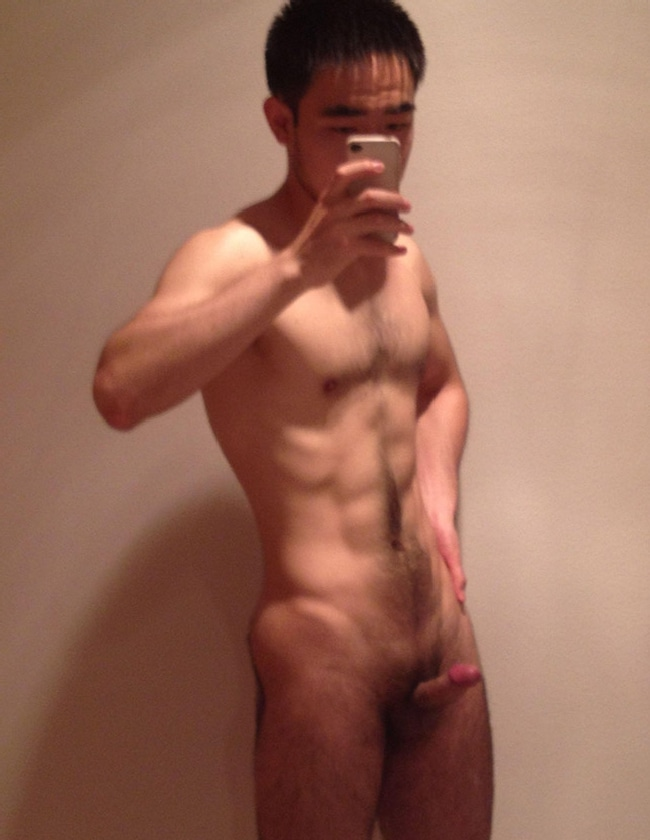 Nude Asian Boy