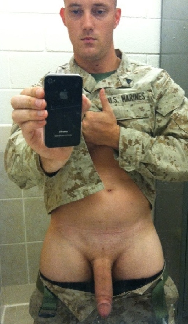 Big Army Cock